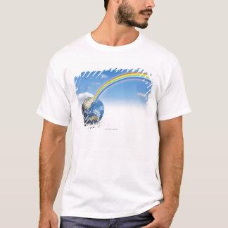 Rainbow from Earth 2 T-Shirt