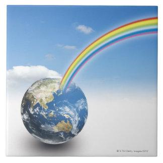 Rainbow from Earth 2 Tile