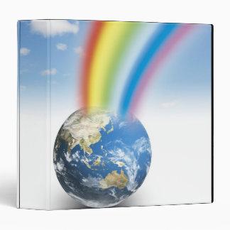 Rainbow from Earth Binder