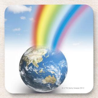 Rainbow from Earth Coaster