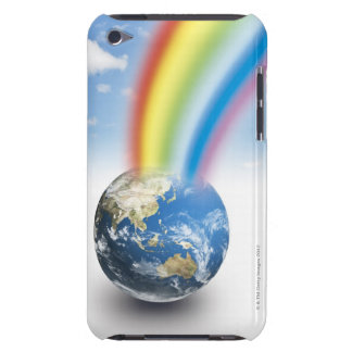 Rainbow from Earth iPod Case-Mate Case