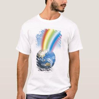 Rainbow from Earth T-Shirt