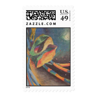 Rainbow from Space stamps