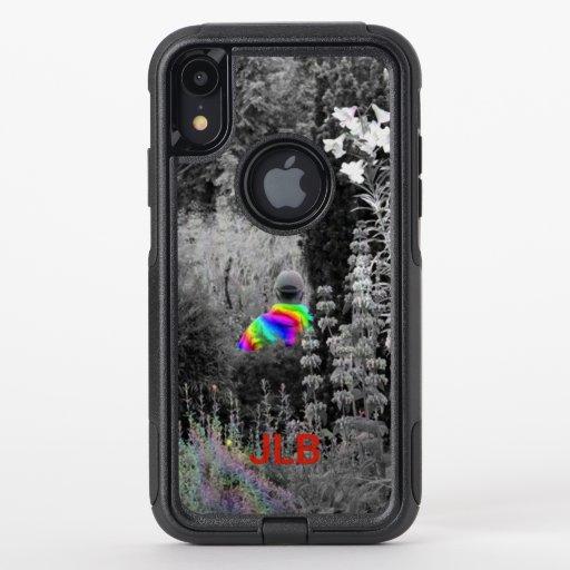 Rainbow Garden Visitor OtterBox Phone Case