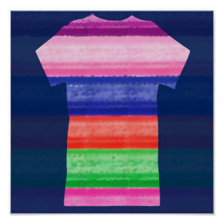 RAINBOW Gay LesBian World - HAPPY Display GIFTS Poster