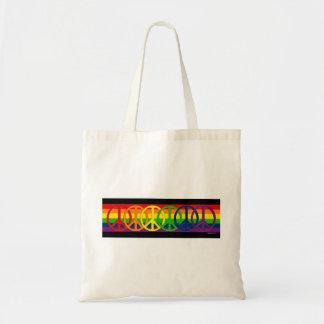 Rainbow Gay Peace bags