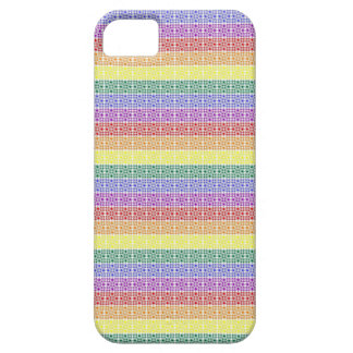Rainbow Gay Pride Flag Abstract iPhone SE/5/5s Case