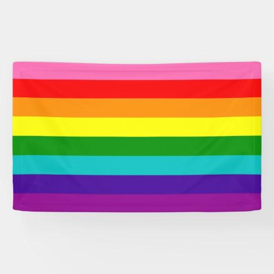 ORIGINAL GAY PRIDE FLAG COLOR
