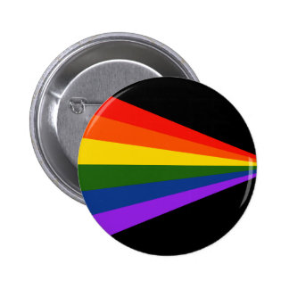 Rainbow Gay Pride Pinback Button