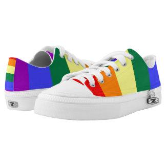 Rainbow Gay Pride Printed Shoes
