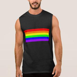 Rainbow Gay Pride Sleeveless Shirt