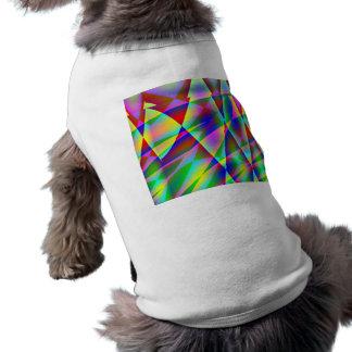 Rainbow Geo Pet Clothing