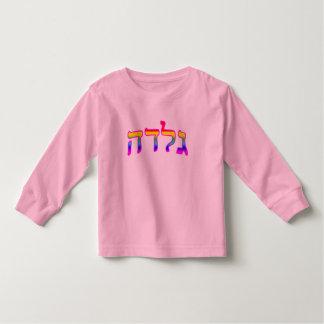Rainbow Gilda Tshirt