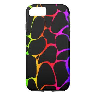 Rainbow Giraffe iPhone 7 Case