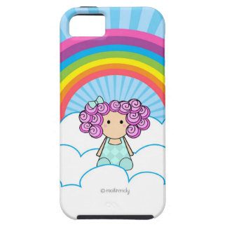 Rainbow Girl Case Mate Case for Iphone 5/5S
