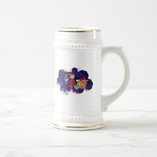 Rainbow girl Mug