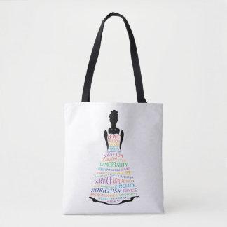 Rainbow Girls Assembly, Custom Masonic Tote Bags