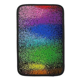 rainbow glitter macbook air case MacBook sleeves