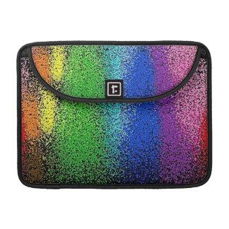 rainbow glitter macbook pro sleeve for MacBook pro