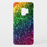 "Rainbow Glitter Psychedelic Bling Case-Mate Samsung Galaxy S9 Case<br><div class=""desc"">Rainbow Glitter Fancy Psychedelic Bling Galaxy Case. How cool is that?</div>"
