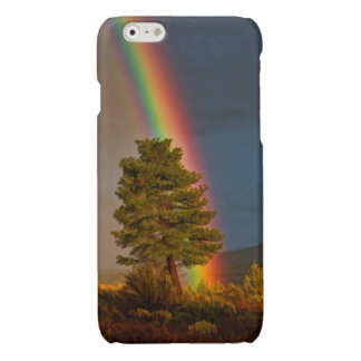 RAINBOW GLOSSY iPhone 6 CASE