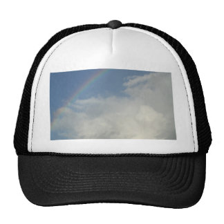Rainbow, God is for us! Trucker Hat