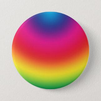 Rainbow Gradient - Customized Rainbows Template Button