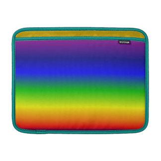 Rainbow Gradient Horizontal MacBook Air Sleeve