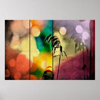 Rainbow Grass Drama Poster