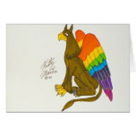 Rainbow Griffin Cards