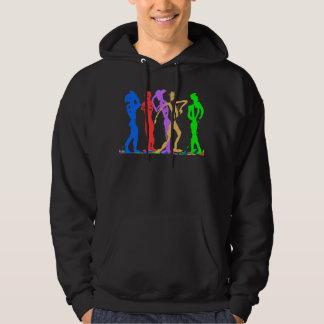 Rainbow Guys H. - Hoodie