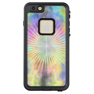 Rainbow Halo Star Burst LifeProof FRĒ iPhone 6/6s Plus Case