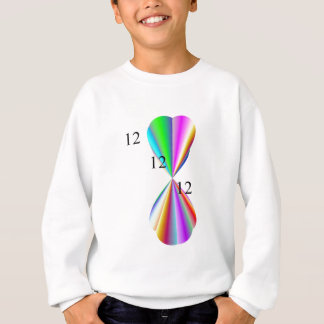 Rainbow Heart Clothes Sweatshirt