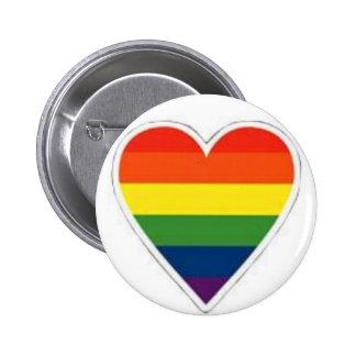 rainbow-heart pin