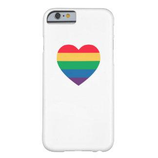 Rainbow Heart Pride iPhone 6 Case
