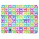 Rainbow Heart Quilt Pattern Journal