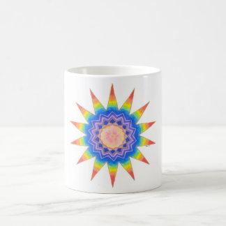 Rainbow Heart Star Coffee Mugs