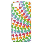 Rainbow Hearts Sprinkles Love Colorful iPhone 5 iPhone 5 Covers