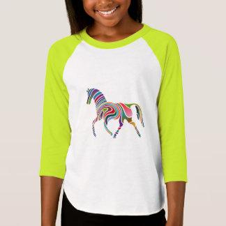 Rainbow horse  Tee Shirts