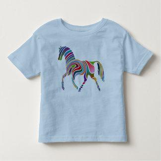 Rainbow Horse Toddler T-shirt