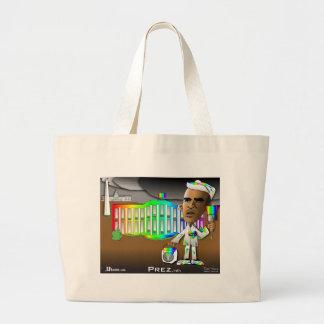 Rainbow House Tote Bag
