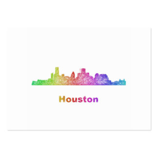 Houston texas business cards templates zazzle for Houston business cards