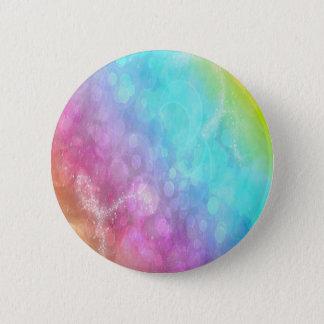 Rainbow Hue Pinback Button