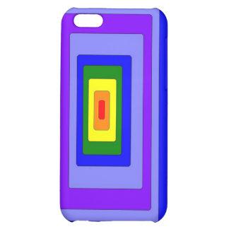 Rainbow I-Phone Speck Case Case For iPhone 5C