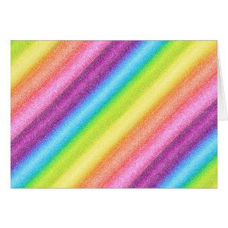 """""""Rainbow Ices"""" Card"""