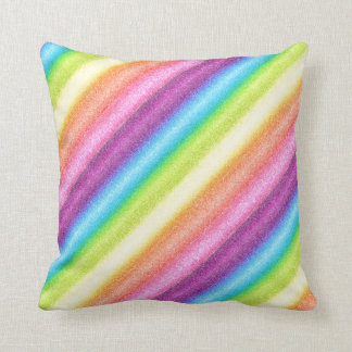 """""""Rainbow Ices"""" Pillows"""