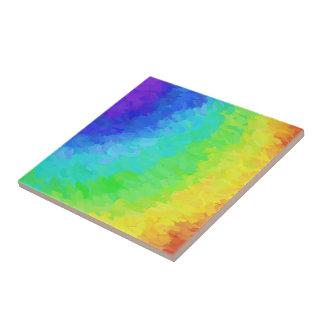 Rainbow Icy Tile