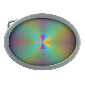 Rainbow Illuminated >Belt Buckle Belt Buckle