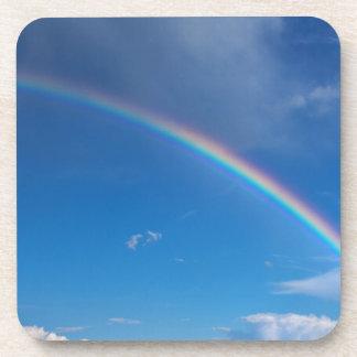 Rainbow in a Blue Sky Coaster