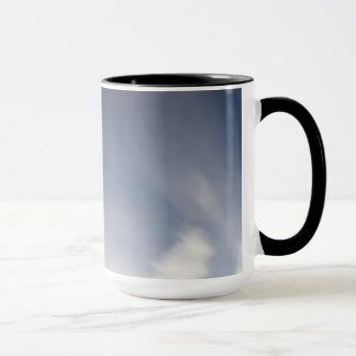 Rainbow in Dark Sky Mug